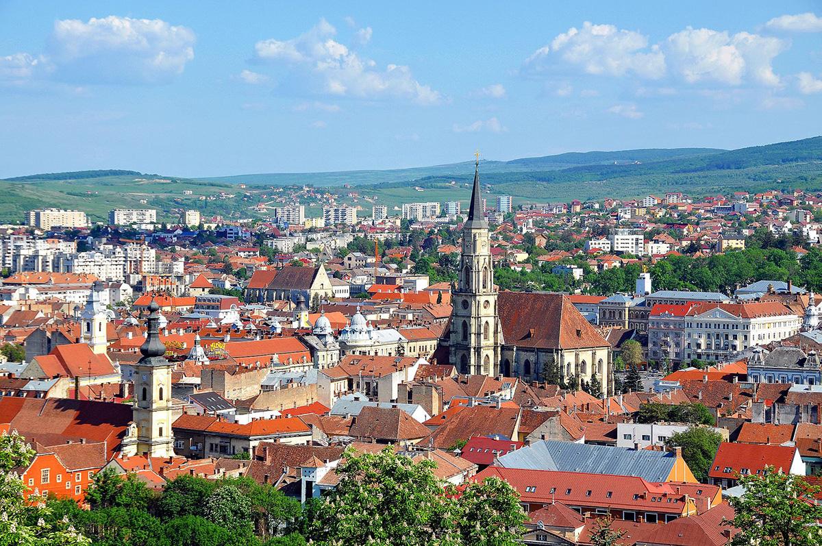Locuri frumoase Cluj