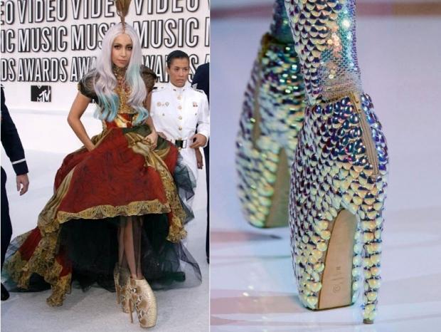 Crezi ca ai putea merge cu acesti pantofi 1