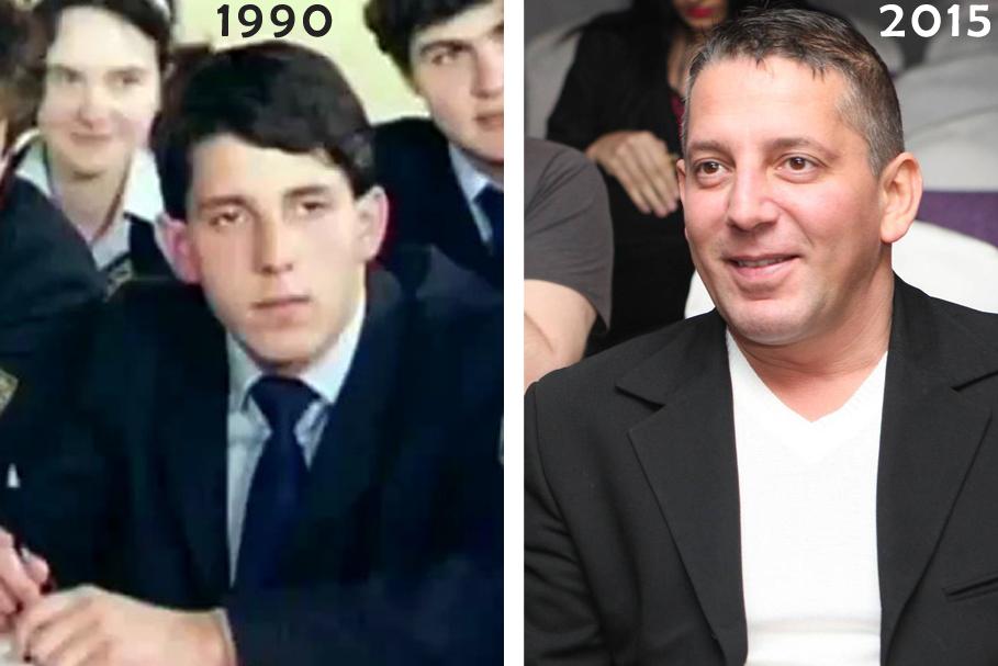 Cum s-au schimbat in 25 de ani actorii din Liceenii 5