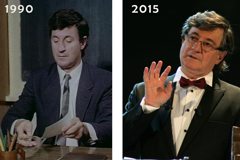 Cum s-au schimbat in 25 de ani actorii din Liceenii 6