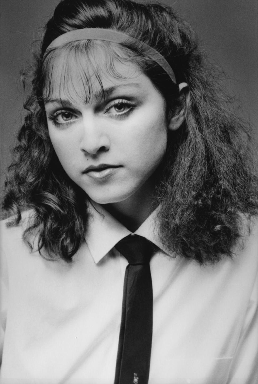 Poze rare cu Madonna, imagini care o prezinta altefel decat o stim 3