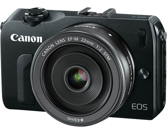 EOS M - camera foto compacta de la Canon