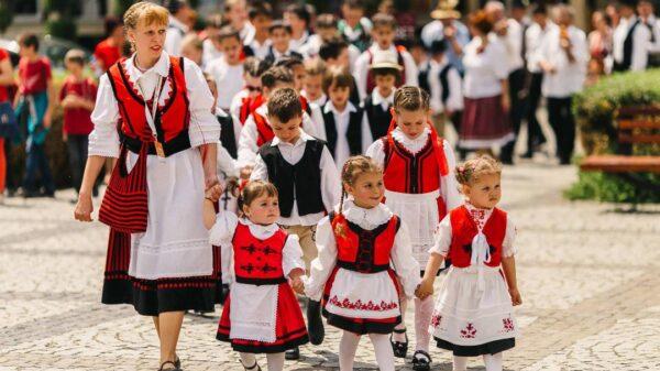 etnografia maghiarilor din Romania