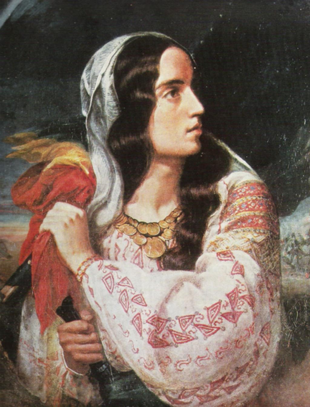 Bluza romaneasca
