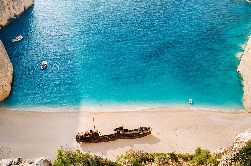 Insula Zakynthos din Grecia