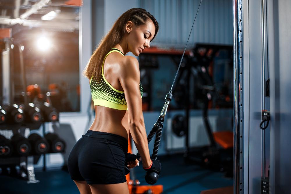 6 exercitii pentru brate