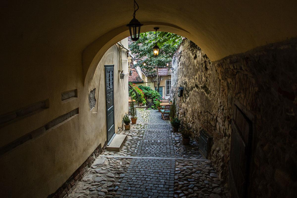 Obiective turistice in Sibiu