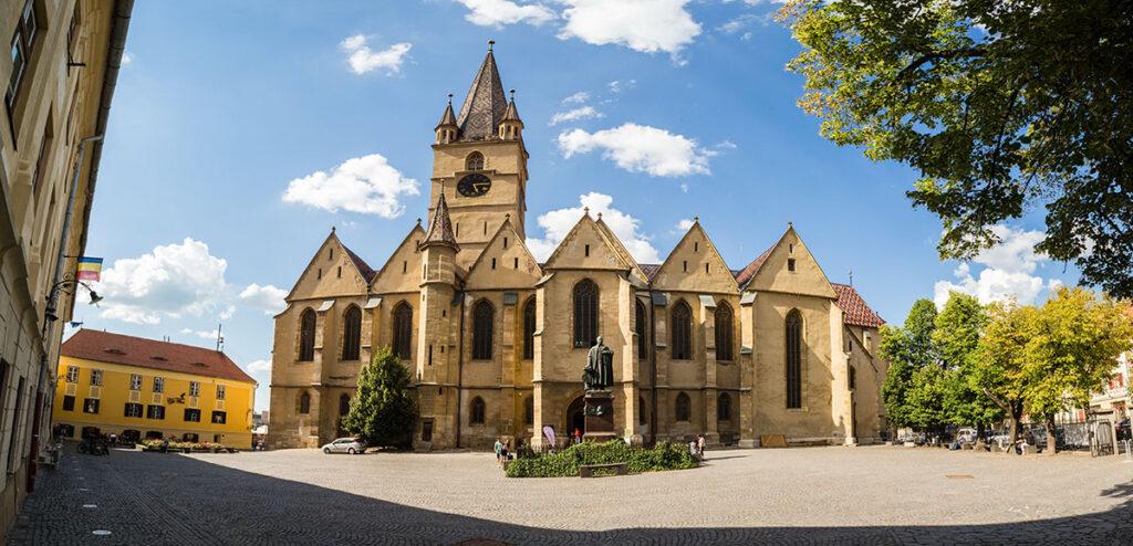 catedrala evanghelica sibiu 1