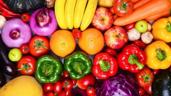 Fructe si legume care nu ingrasa