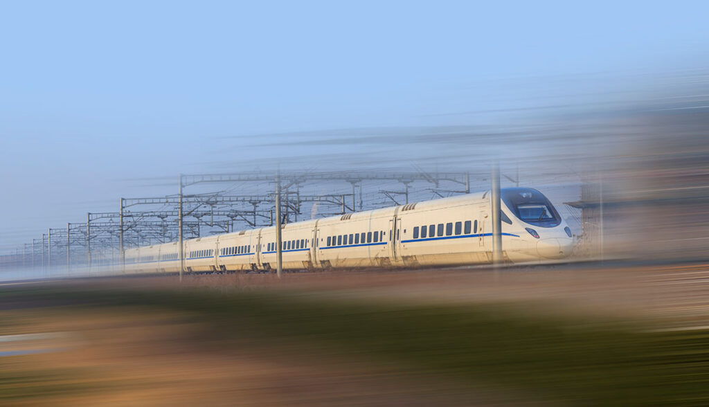 noul tren japonez