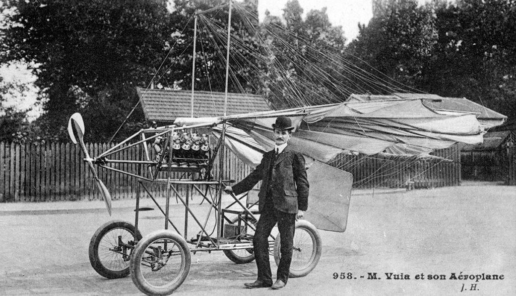 Traian Vuia - 3 inventatori