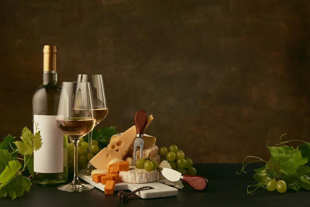 Vinul in spatiu