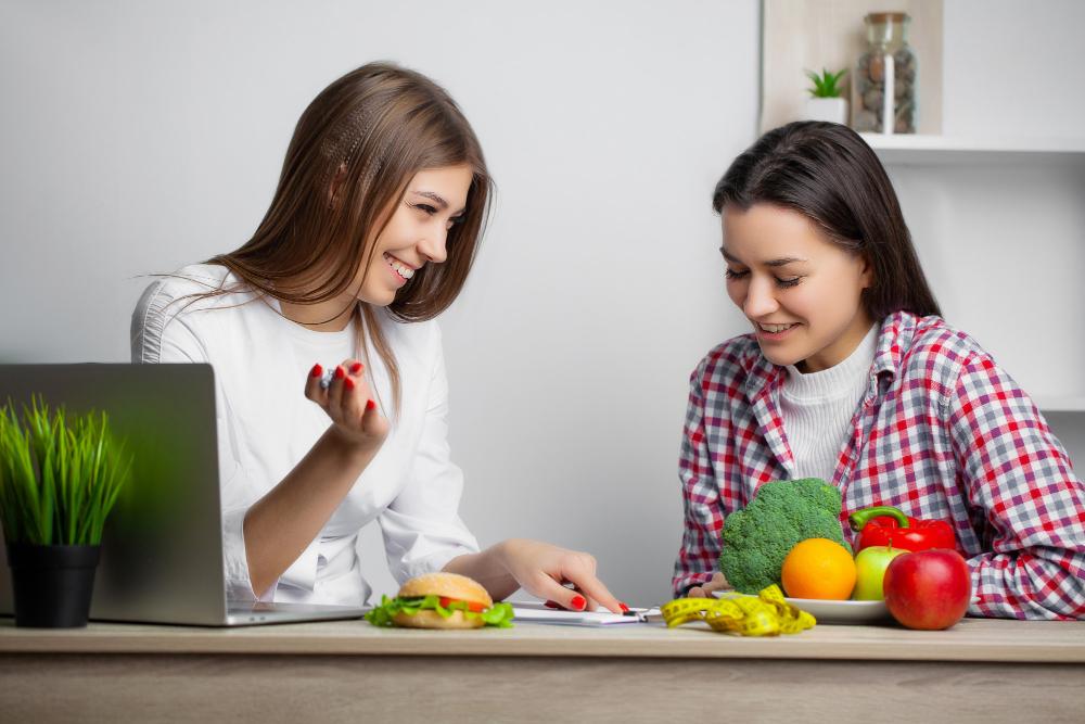 Consulta nutritionistul